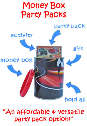 Versatile money box
